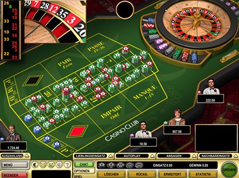 online roulett spielen