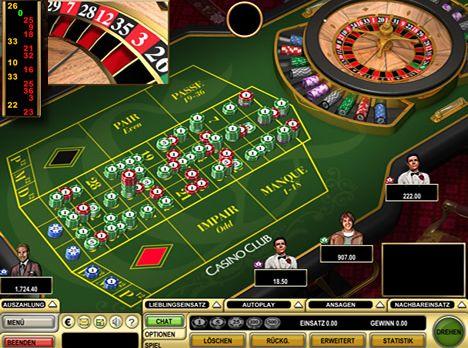 casino roulette online spielen
