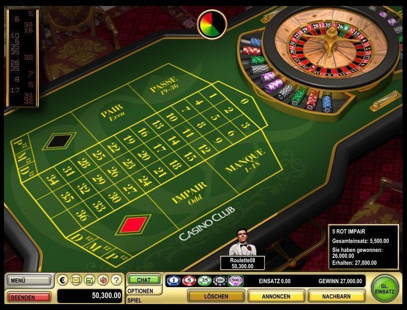 Blackjack software contador