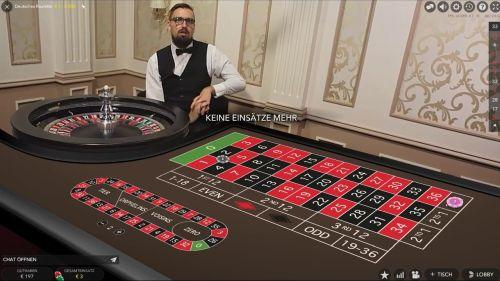 Vorschau Deutsches Roulette