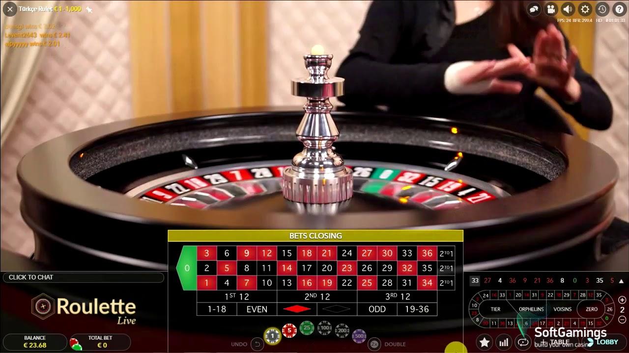 Turkish Roulette Vorschau