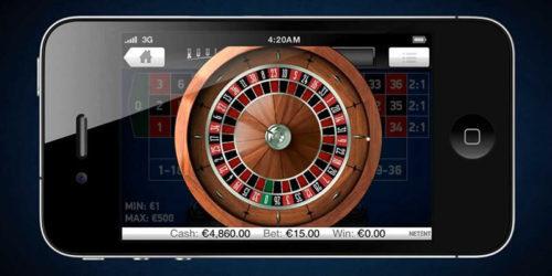 Mobile Roulette Vorschau